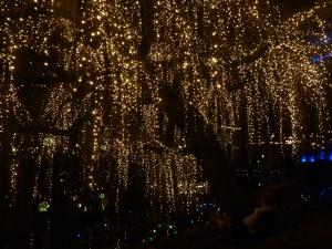Vuoden aloituksena valoa pimeyteen Kööpenhamisassa.