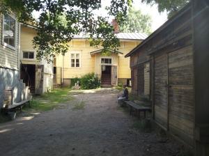 Näkymä Amuriin