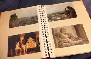Muistoja Pariisista toukokuulta 1986