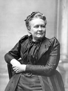Kuva: V.  Barsokevitsch: Kirjailija Minna Canth 50-vuotispäivänään 1894