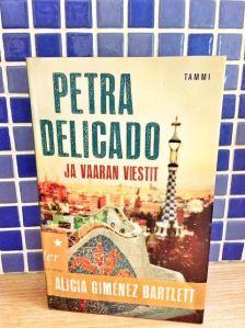 Petra Delicado ja vai