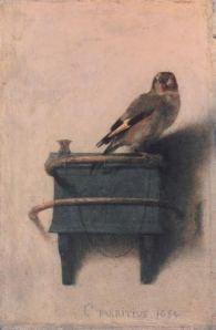Tikli_Fabritiuksen maalaus