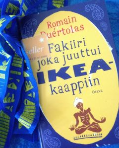 Fakiiri joka juuttui Ikea-kaappiin