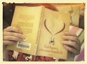 Rakkaani, romanihenkilö