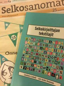 Selkokirjoittajan tekstilajit