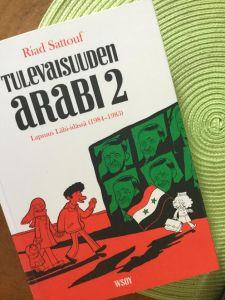 Tulevaisuuden arabi 2 1