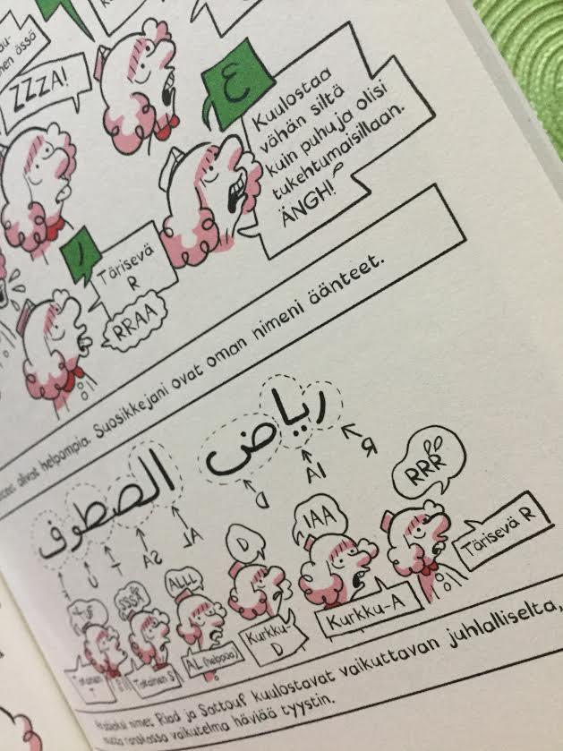 Tulevaisuuden arabi 2 2