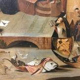 Yksityiskohta Boschin teoksesta